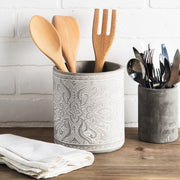 Boho Utensil Holder