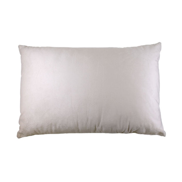 Lumbar Sand Velvet Pillow
