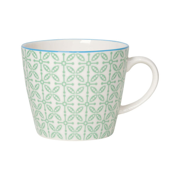 Jade Cross Coffee Mug