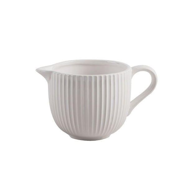 Embossed Stripe Creamer
