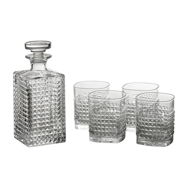 5-Piece Elixir Whiskey Set