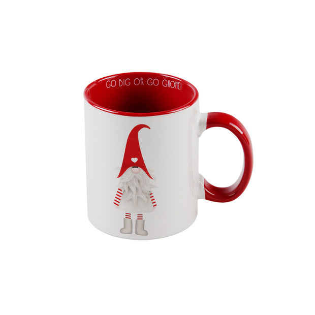 Christmas Gnome Coffee Mug
