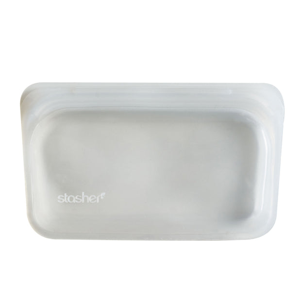 Stasher Clear Snack Bag