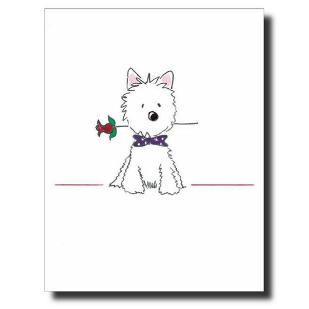 Charlie #2 Greeting Card