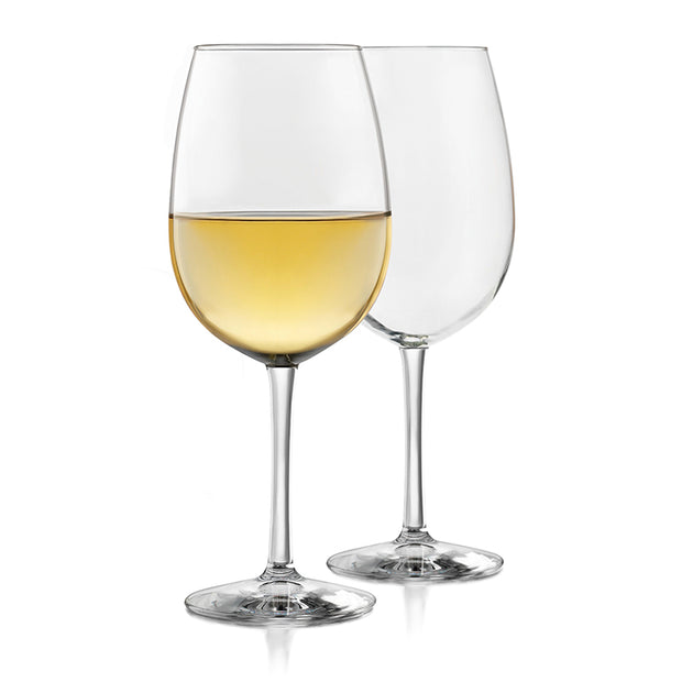 Midtown White Wine Glasses - Set of 4