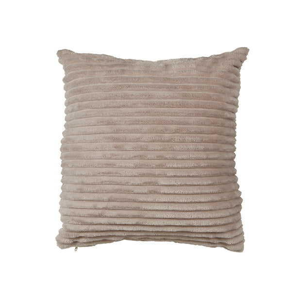 Tan Ripple Pillow