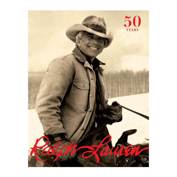 Ralph Lauren: Revised and Expanded Anniversary Edition Book