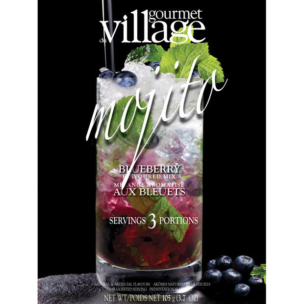 Mojito Blueberry Drink Mix