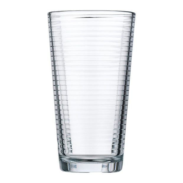 Solar Highball Drinking Glasses - Set of 10