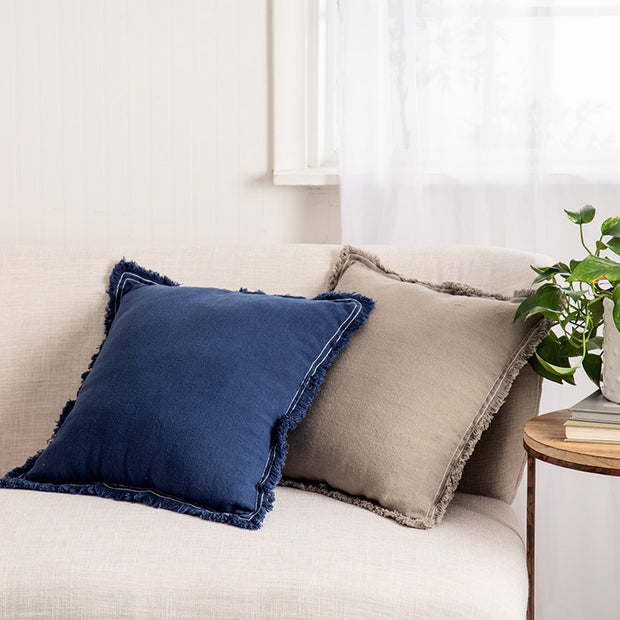 Taupe Casement Pillow