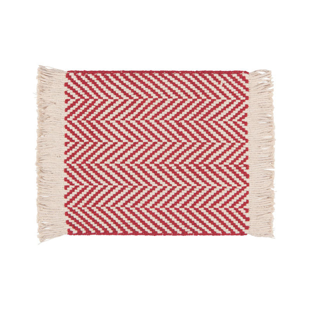 Red Harris Placemat