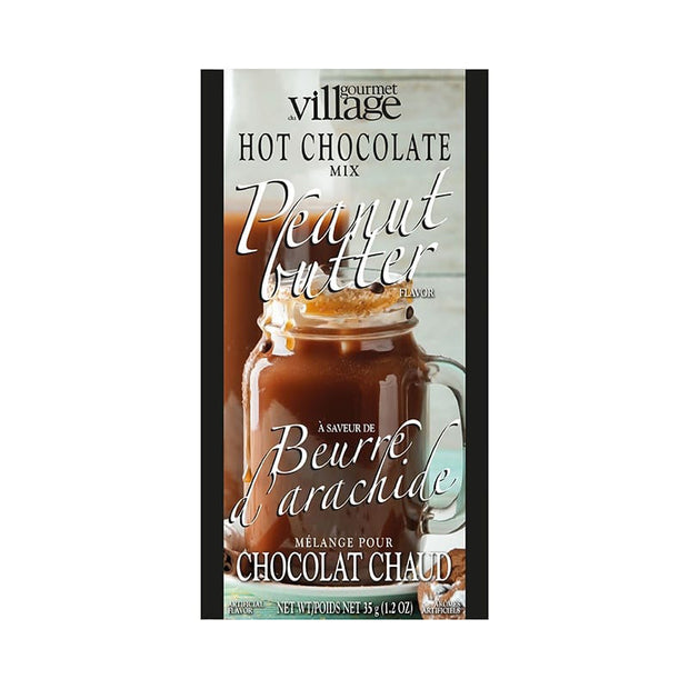 Peanut Butter Hot Chocolate Mix