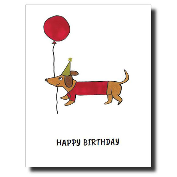 Douglas Birthday Card