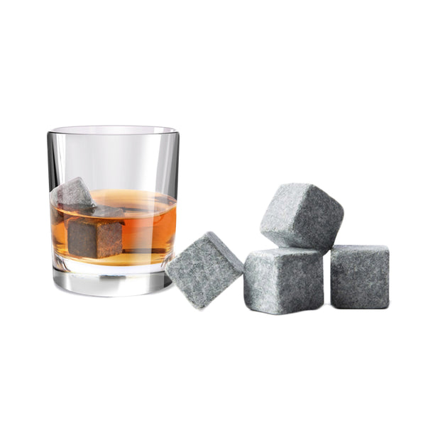 Whiskey Stones - Set of 4