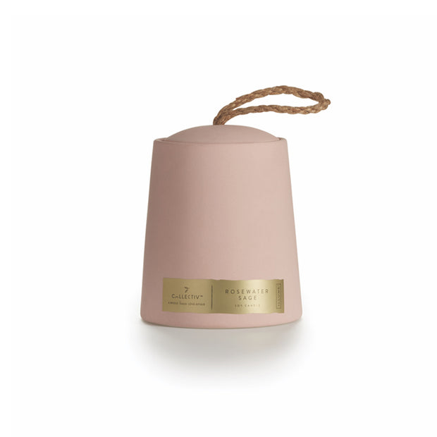 Rosewater Sage Oliver Candle