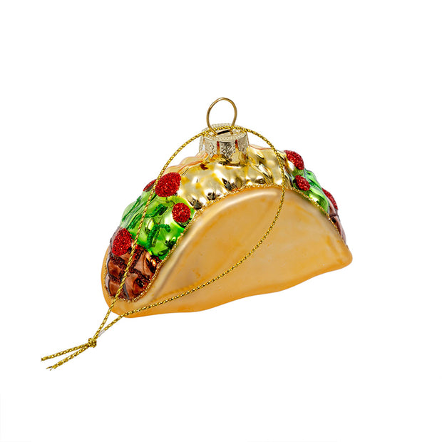 Taco Time Ornament