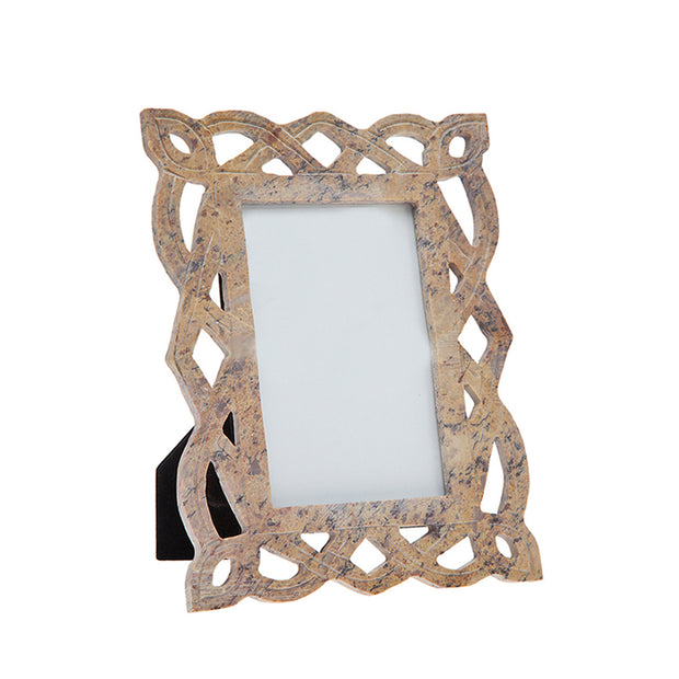 4 x 6 Stone Picture Frame