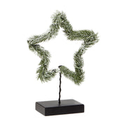 LED Star on Stand