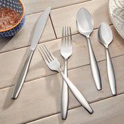 20-Piece Absolute Satin Flatware Set