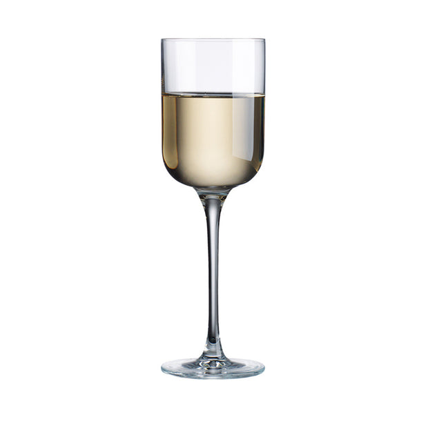Linea White Wine Glasses - Set of 4