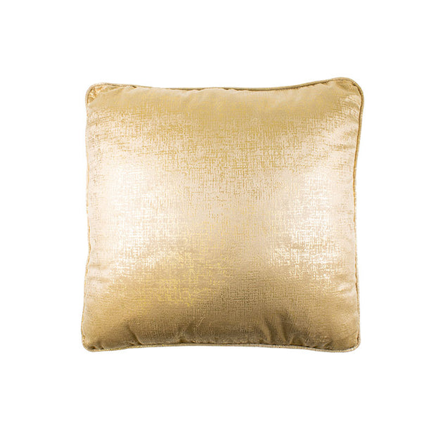 Gold Foil Pillow
