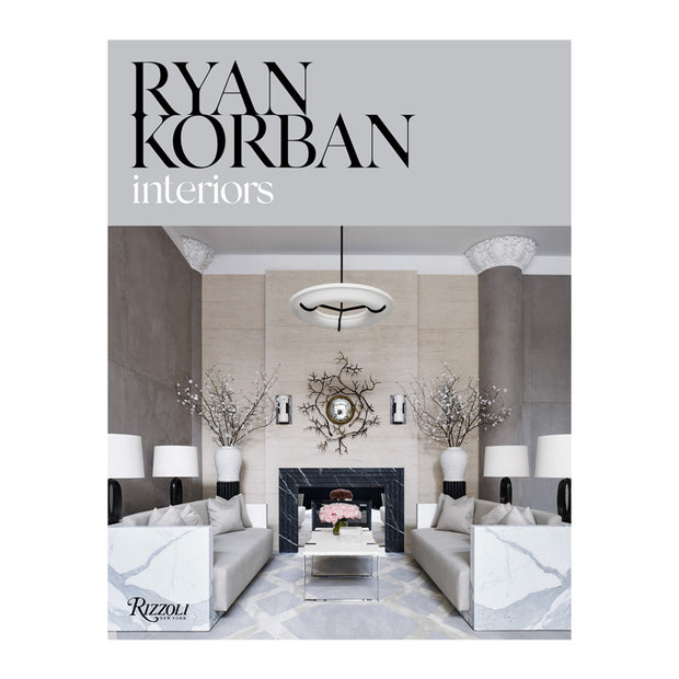 Ryan Korban Interiors Book
