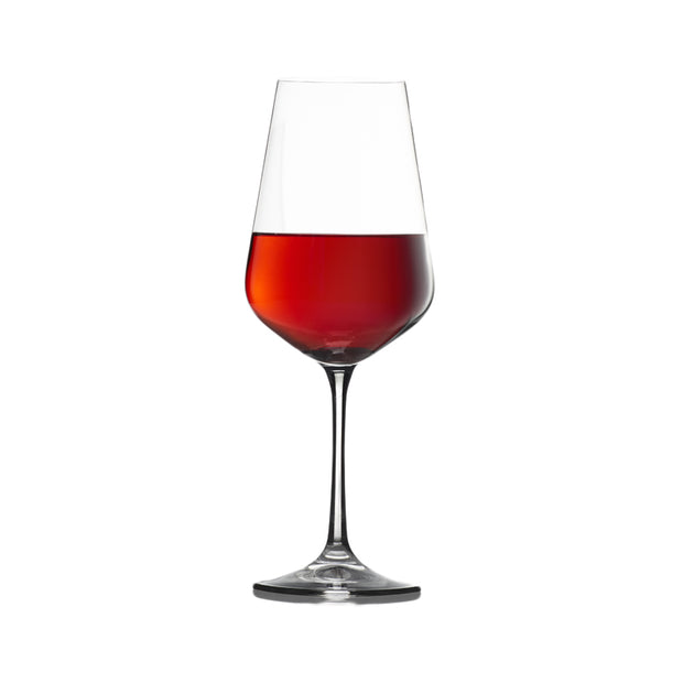 Gala Red Wine Glasses - Set of 4