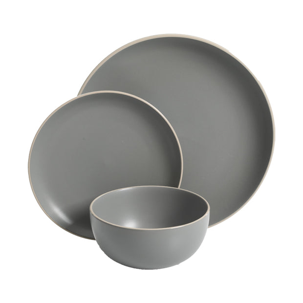 12-Piece Rockaway Dinnerware Set