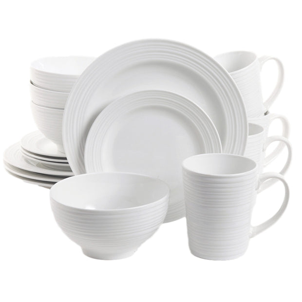16-Piece Amelia Court Dinnerware Set