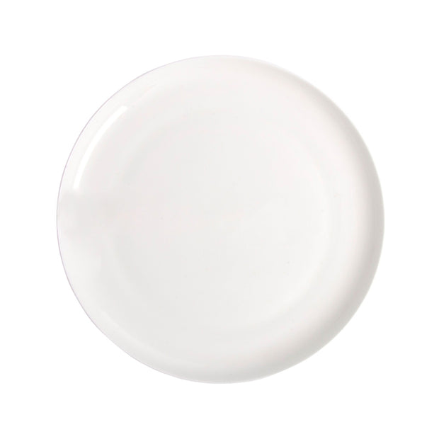 Bone Coupe Dinner Plate