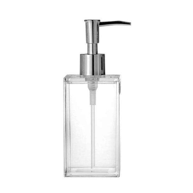 Ice Acrylic Soap Dispenser