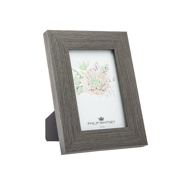 4x6 Dark Grey Picture Frame