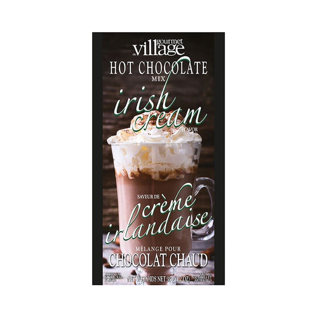 Irish Cream Hot Chocolate Mix