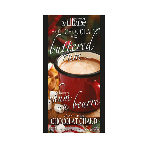 Buttered Rum Hot Chocolate Mix