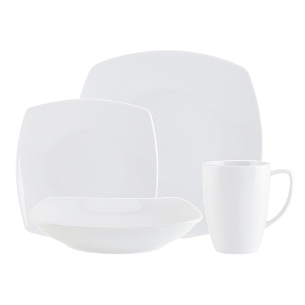 16-Piece Encarta Dinnerware Set