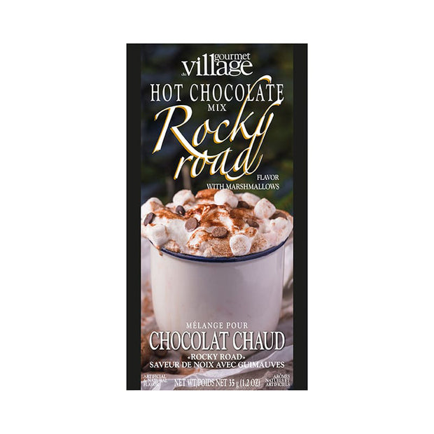 Rocky Road Hot Chocolate Mix