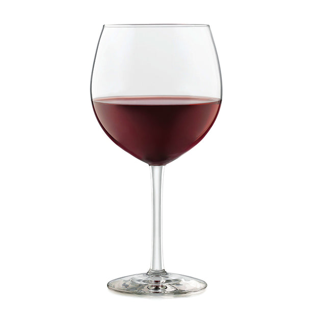 Midtown Red Wine Glasses - Set of 4