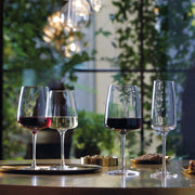 Planeo White Wine Glasses - Set of 4