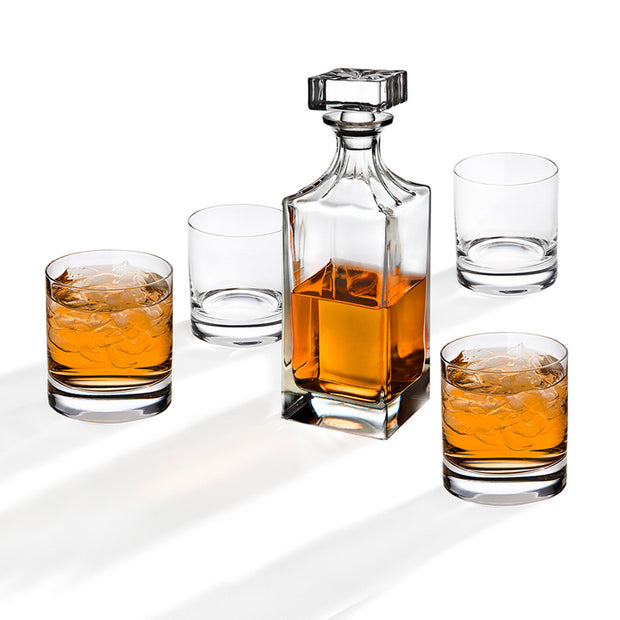 5-Piece Social Whiskey Set