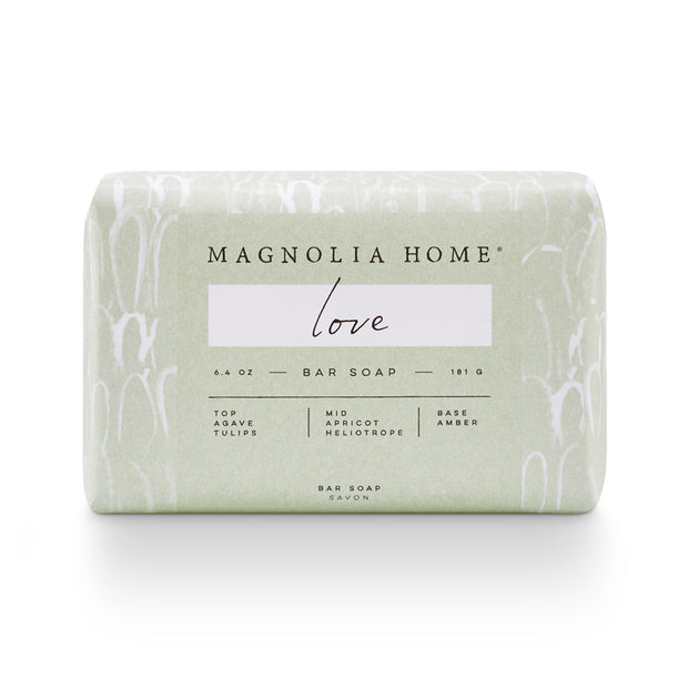 Magnolia Home Love Soap Bar