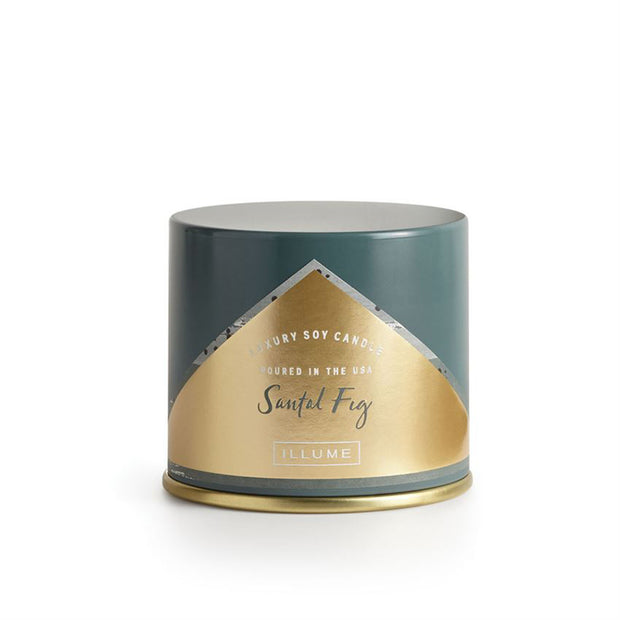 Santal Fig Vanity Tin Candle