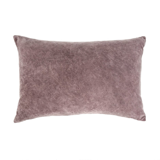 Purple Vera Velvet Pillow