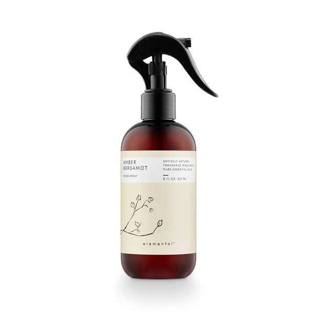 Amber Bergamot Room Spray