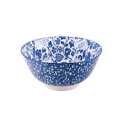 Blue Design Cereal Bowl