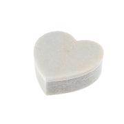 Marble Heart Trinket Box