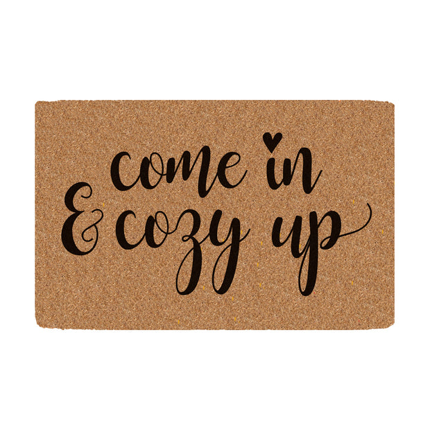 Cozy Up Door Mat