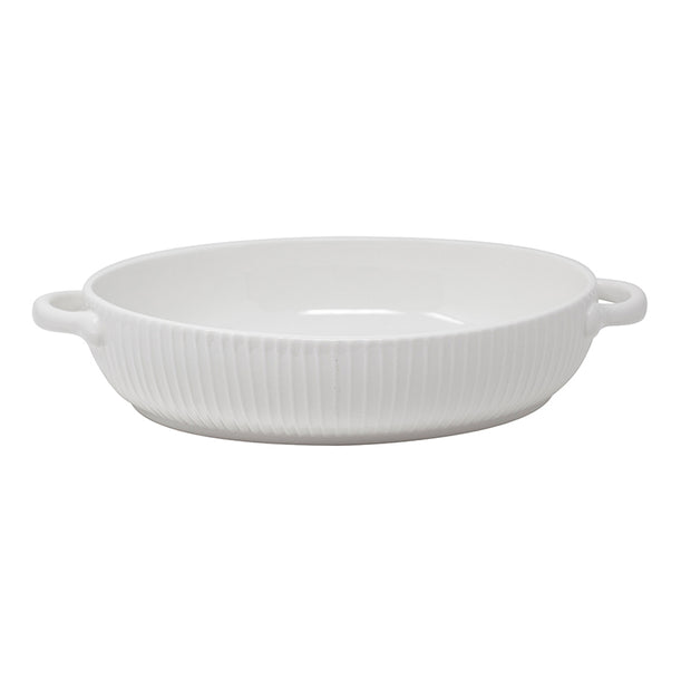 Colonnade Medium Oval Baker