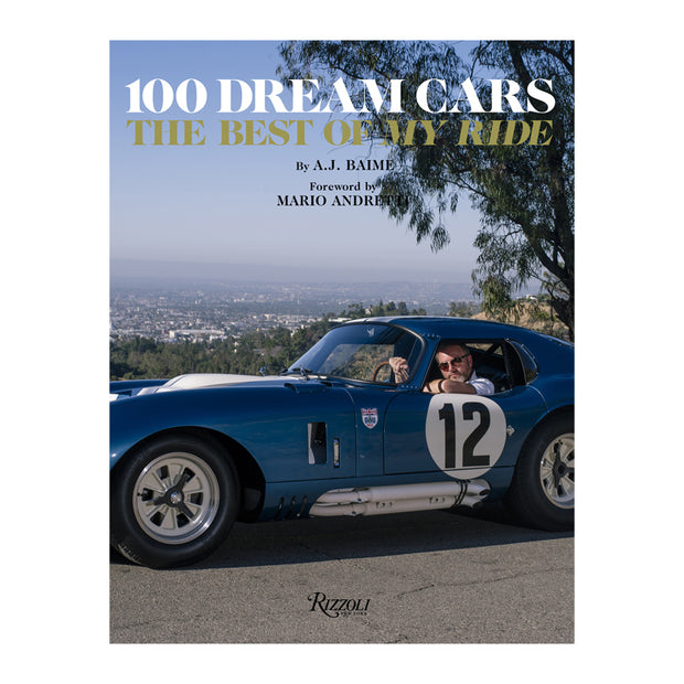 100 Dream Cars Book