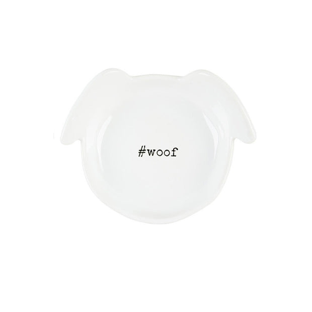 Dog Trinket Tray
