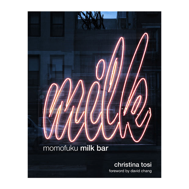 Momofuku Milk Bar Cookbook